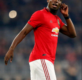 Man utd player, Paul pogba reportedly demands an increase with a transfer threat. (Details below)