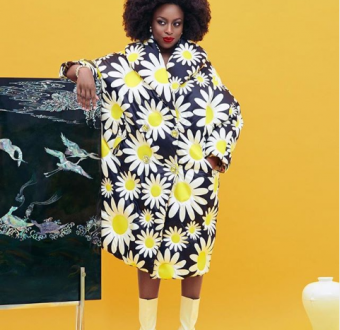 Vogue woman: I think for me, fashion is joyous and joyful and it's really about me wearing what I like – Chimamanda Ngozi Adichie.
