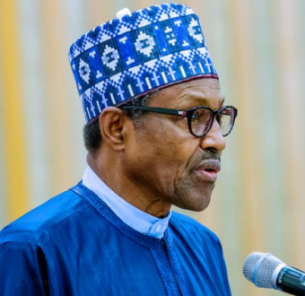 See why Nigeria is facing climate problem. President Mo' Buhari. (Details)