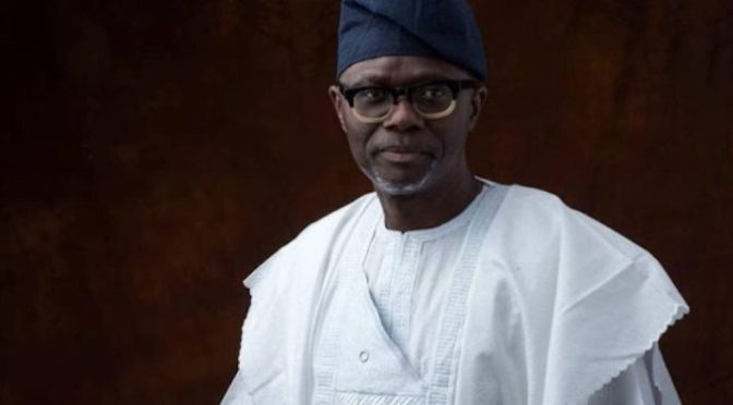 9ja 59′ Today we draw our strength from our cosmopolitan nature – Gov. Babajide Sanwo olu.
