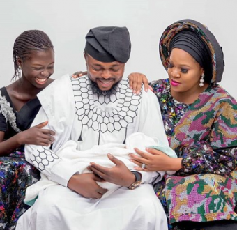 9ja 59′ Toyin Abraham Celebrates Independence Day With Family. (See)