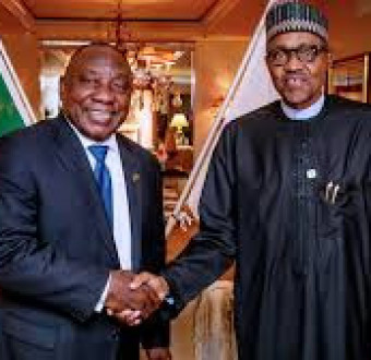 Xenophobia: President Buhari Leaves Nigeria to South Africa on Wednesday, 2nd of October.