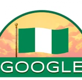 9ja 59′ Google joins crowd, celebrates Nigeria @ 59.