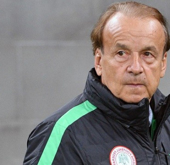 Super Eagles: Gernot Rohr reveals offer from 4 teams, says there is lack of respect and promises are not kept.