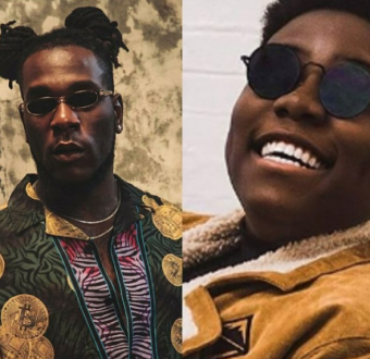Aren't you proud of Nigeria?; Teni and Burna Boy Nominated For MTV Europe Award As Best In Africa Among Others. (See full list)