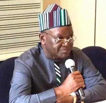 Stop and dismantle nameplates mounted around – Benue Gov, Samuel Ortom Yelled. (Reasons)