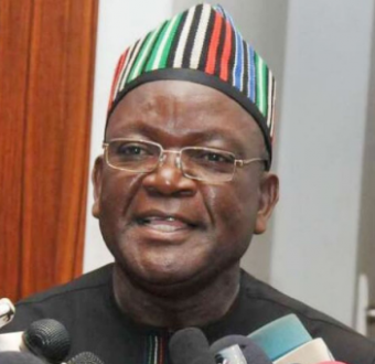 I will not annoint any of my successor come 2023 – Gov. Samuel Ortom.