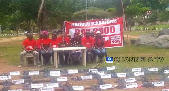 Chibok: BBOG demands release of other girls.