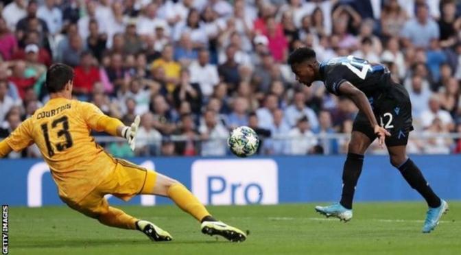 [2 – 0] Real Madrid vs Club Bruges (Match Highlights below)
