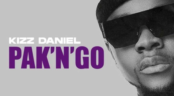 Kizz Daniel – Pak N' Go (Lyrics)