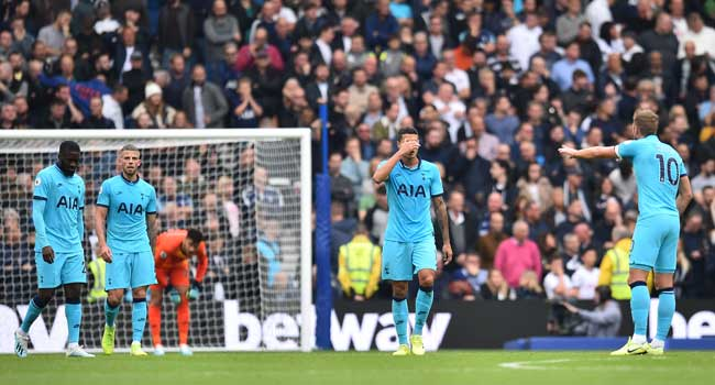 The Dragons are falling! Tottenham suffers great defeat to Brighton & Hoves. (See details).