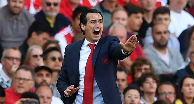 I thought other players deserve playing than Ozil – Unai Emery said.