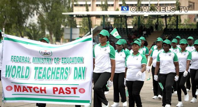 Update: Nigeria Marks 2019 World Teachers' Day.