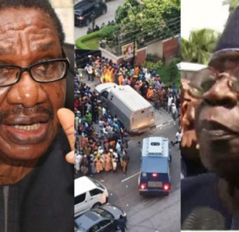 EFCC stops working on tinubu's bullion van because there are no merits to it – Itse Sagay..