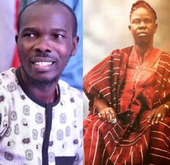 Yoruba Comic Star, Olatayo Amokade (Ijebu) loses his father, Bafunbi.