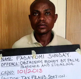 Former Banker And Staff Of The Oyo State Microfinance Bank LTD Jailed 6 years for N11m Theft.