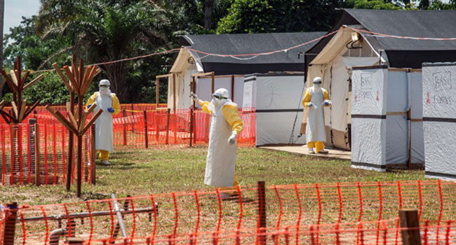3 Ebola Workers In Eastern DR Congo Killed…