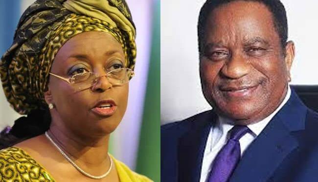 I told my wife not to bring money home – Madueke Diezani's Husband Said.