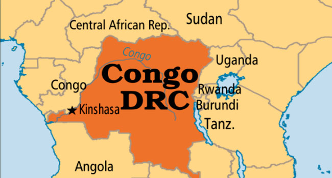 10 people arrested, One injured as Anti-UN demonstration begins in DR Congo..