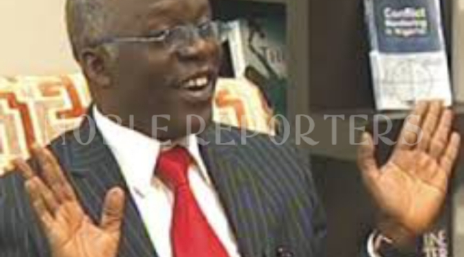 Biography of Femi Falana (SAN). FAMILY, CAREER, AGE, ACHIEVEMENTS, OTHERS.
