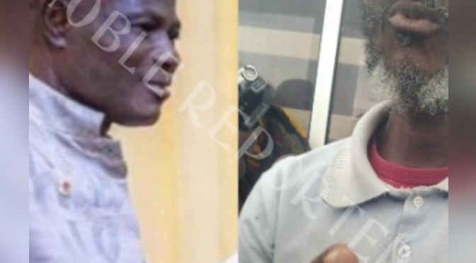 Moses Oyeleke, Winners Pastor Regains Freedom After Seven Months Of Abduction.