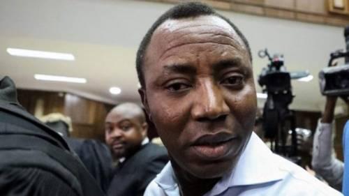 Muslims urge Buhari to release sowore.