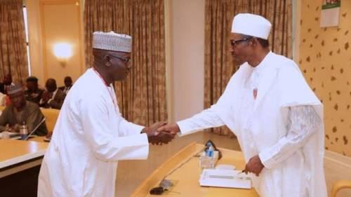 Senate affirms appointment of Mo' Nami as executive chairman.