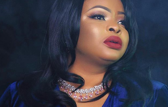 "Actress Dayo Amusan Hit The Media. Says, ""I get my money not only from Nollywood."""