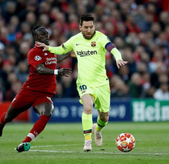 Messi says Liverpool Sadio Mane should have been higher in ballon d'or.