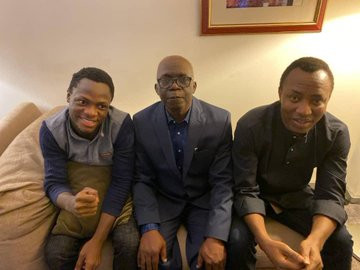 Just in – After releasing sowore, Femi Falana confirmed.