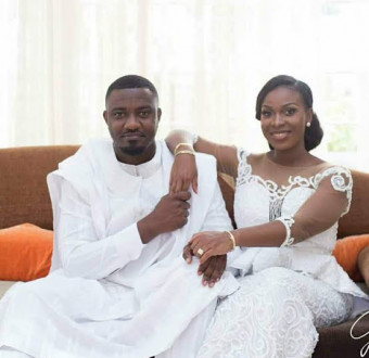 John Dumelo Announce, Says 'My Wife Dealt With Me After My Comment On Polygamy'