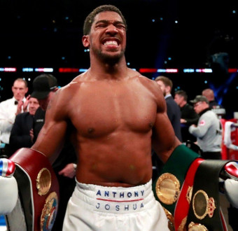 Anthony Joshua Defeats Andy Ruiz As He Reclaims His Titles.