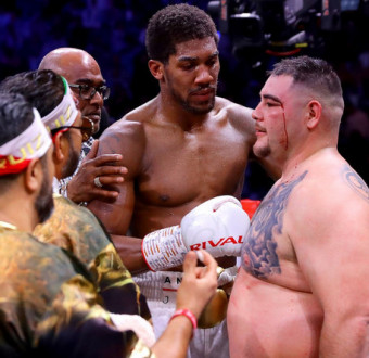 Andy Ruiz regrets after losing to Anthony Joshua, says he has been partying for 3months.