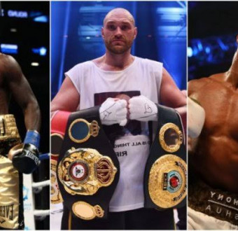 Anthony Joshua Boast, Says Tyson, Deontay Are The World Best, Yet Defeat Them.