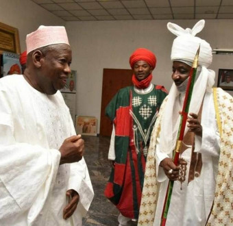 Emir Sanusi to accept or reject his appointment within 2 days.