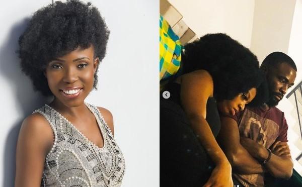 Actress Lala Akindoju comment on Khafi's engagement with Gedoni.