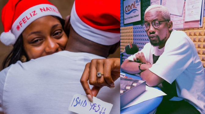 I never knew Gedoni was serious, thought of him as a distraction – OAP Dotun.