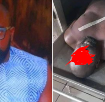 Man shot dead on Xmas in Anambra.