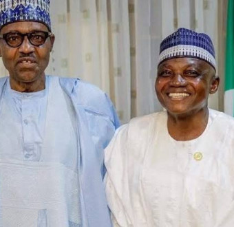 """Nigerians are fine and not hungry – Garba Shehu defends PMB's """"cabal""""."""