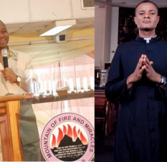 Christmas is not Biblical: Catholic priest replies MFM founder, Olukoya after his claims. (A must read)