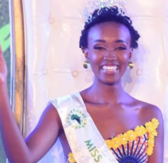 Meet Miss Africa Beauty Pageant Winner, Irene Mukii