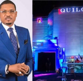 Lagos government reopened Quilox owned by shina peller.