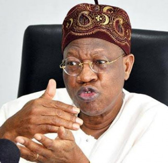 Lai Mohammed denies supporting 'Hate speech bill'