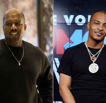 T.I Virginity check: See what Kanye west said.