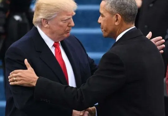 2019: Trump, Obama draws as most admired man, Michelle Obama, most admired woman.
