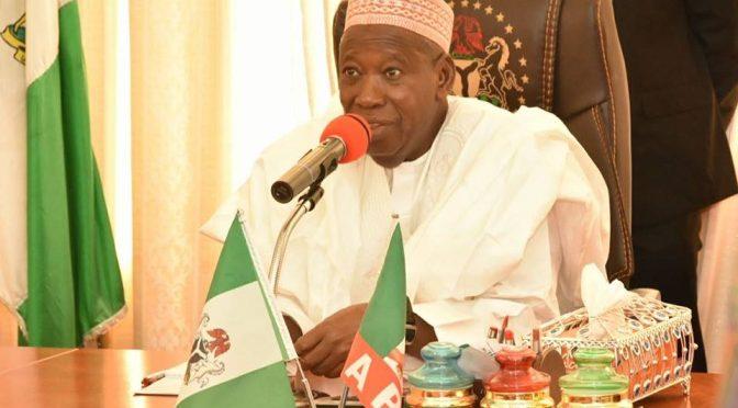 Breaking: I have been ordered to dethrone emir sanusi  – Ganduje said.