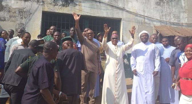 Nigeria should seek the happiness of themselves – Archbishop, Onitsha.