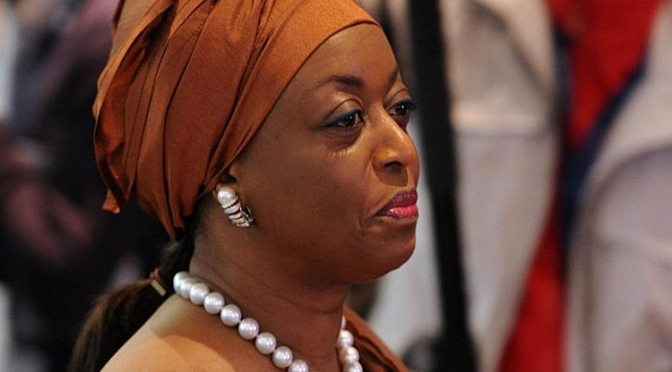 14 count charge dropped against Diezani; EFCC called to come clean on status of charges against her, others.