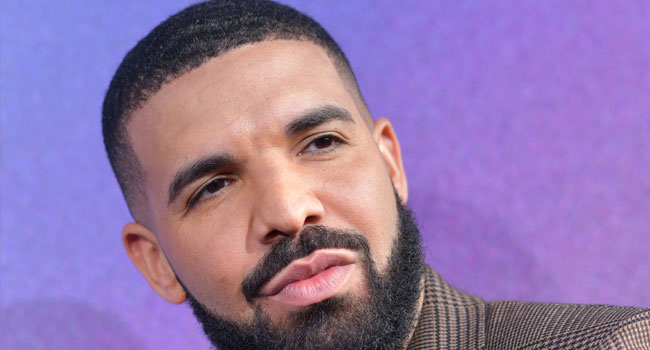 Drake announced most streamed artiste
