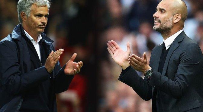 Pep Guardiola breaks José Mourinho's record.